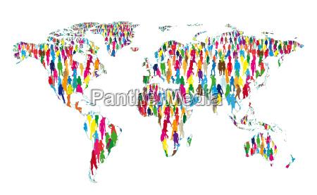 populacja swiatowa