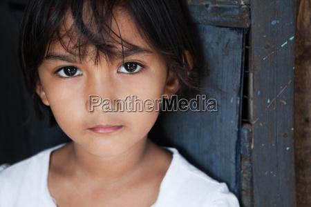 asian girl portret manila filipiny