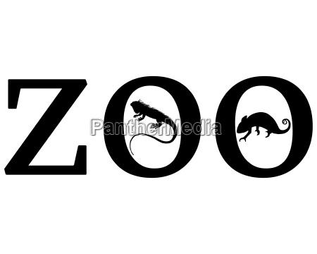 sinal opcional jardim grafico animal reptil