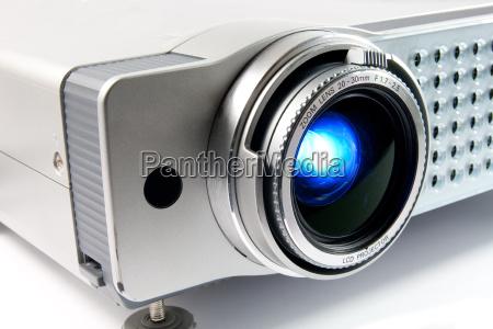 projektor wideo