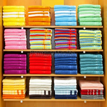kolor reczniki recznik kolorowania sklep ladengeschaeft
