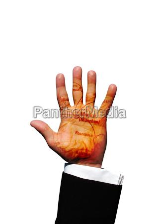 munich hand