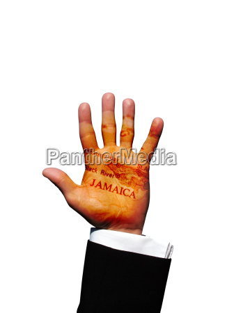 jamaica hand