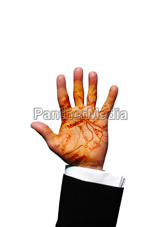madrid hand
