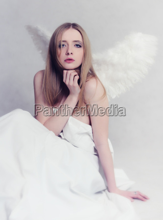 kobieta womane baba aniol anioly aniolow