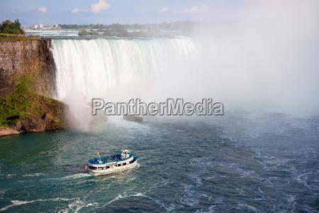 wodospad niagara i pokojowka mgly tour