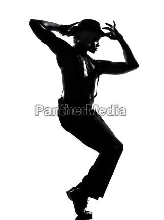 tancerz taniec mezczyzna