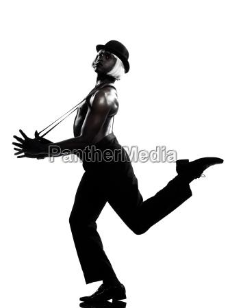 man dancer dancing