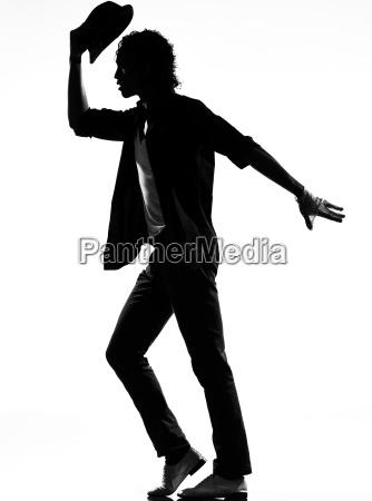 hip hop funk tancerz czlowiek