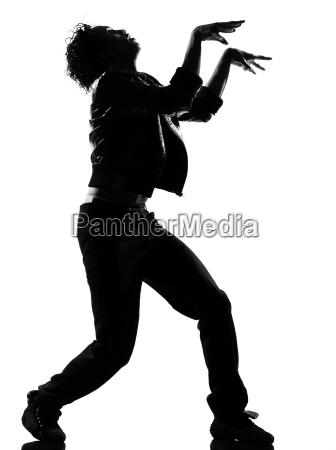 hip hop funk tancerz taniec czlowiek