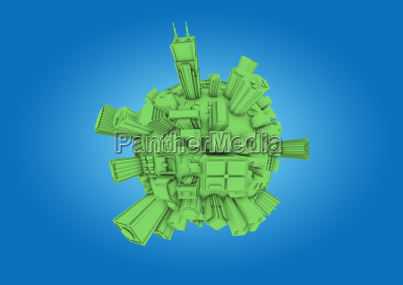 green city planet
