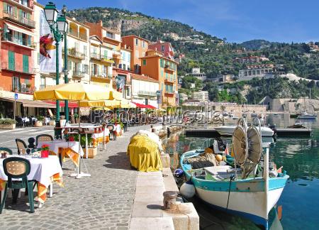 villefranche sur mer na lazurowym wybrzezu