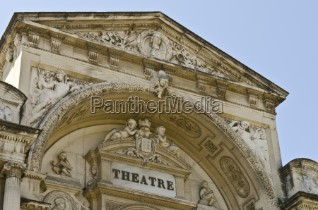 old theater in avignon france