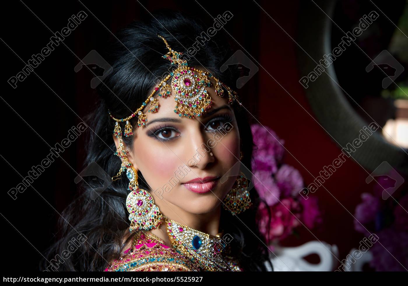 gorgeous, indian, bride - 5525927
