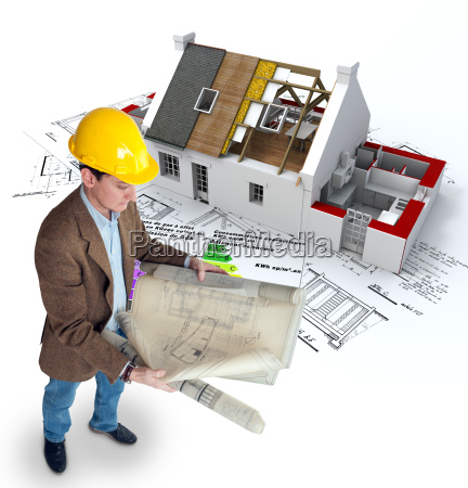 architect and energy efficient home