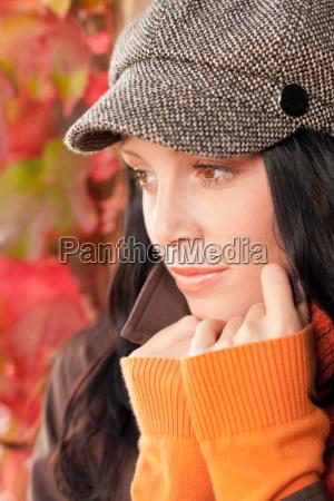 kobieta womane baba moda kolor brazowy