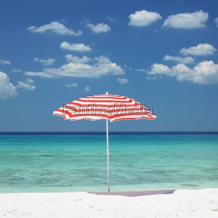 parasol maria la gorda beach prowincja