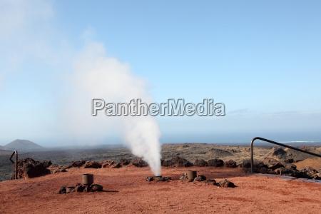 park narodowy timanfaya wody poniewaz wybuch