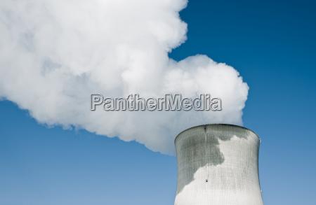 wieza energia elektrycznosc prad kondensacji zageszczanie