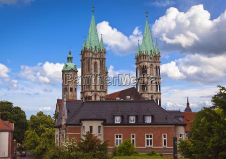 kosciol katedra romantik romantyczny gotteshaus