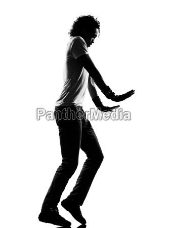 hip hop funk dancer dancing moonwalk
