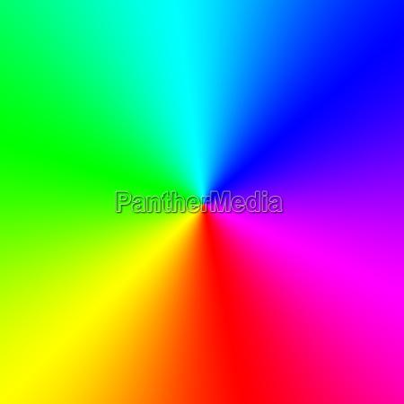 kolor okregu