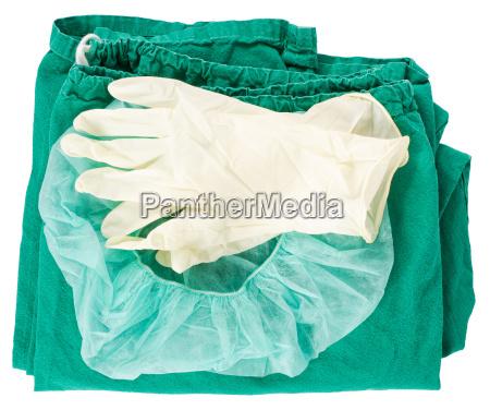 lekarz medyk doctor medyczny doktor zielony