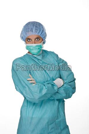 po lekarz odziez ochronna