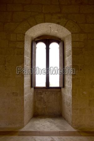 castle castillo de bellver in majorca
