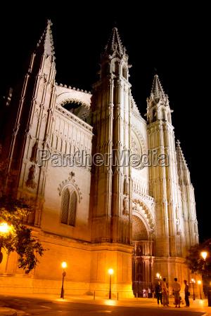 cathedral of palma de mallorca la
