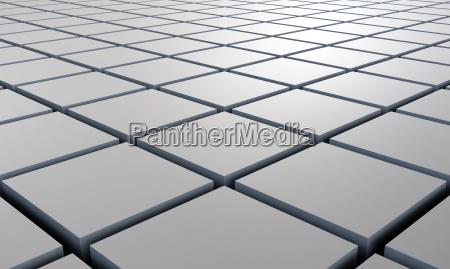 struktura 3d szary kwadrat
