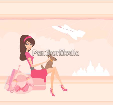 kobieta womane baba jazda podrozowanie lato