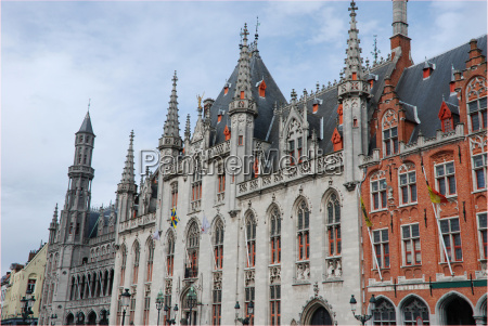 europa belgia styl budowy architektura baukunst