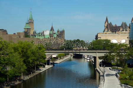 turystyka kanada stolica turystycznych zeglugi kanal
