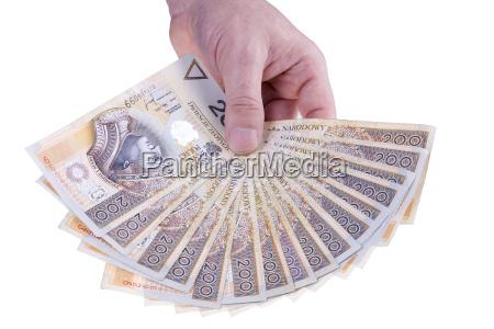 pienieznych srodki platnicze waluta sklepy handel