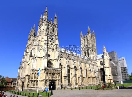 katedra anglia brytania