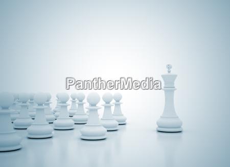 chess koncepcja przywodztwa