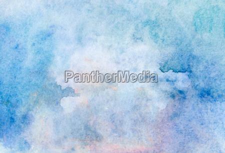 akwarela jasnoniebieski bezowy tekstura
