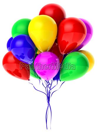 latajace balony