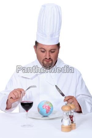 biel pruinose caucasian euro kaukaskiej gotowanie