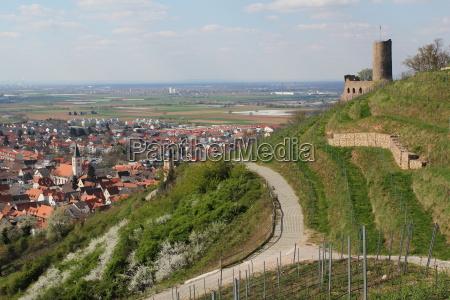 schriesheim and strahlenburg