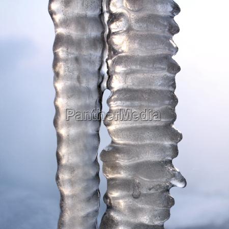 lod frozen mrozone zamarzniety sopel sople