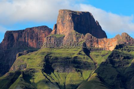 koronka toll fala szczyty gora