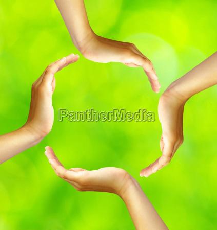 przyjazn palec zwolniony symbolicznie lancuch sieci