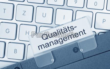kontroli jakosci zapewniania jakosci jakosc qualitaetsmanagement