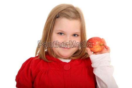 przedstawianie jablko