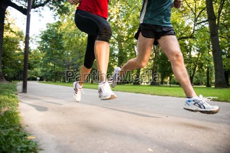 jogging para detal nog