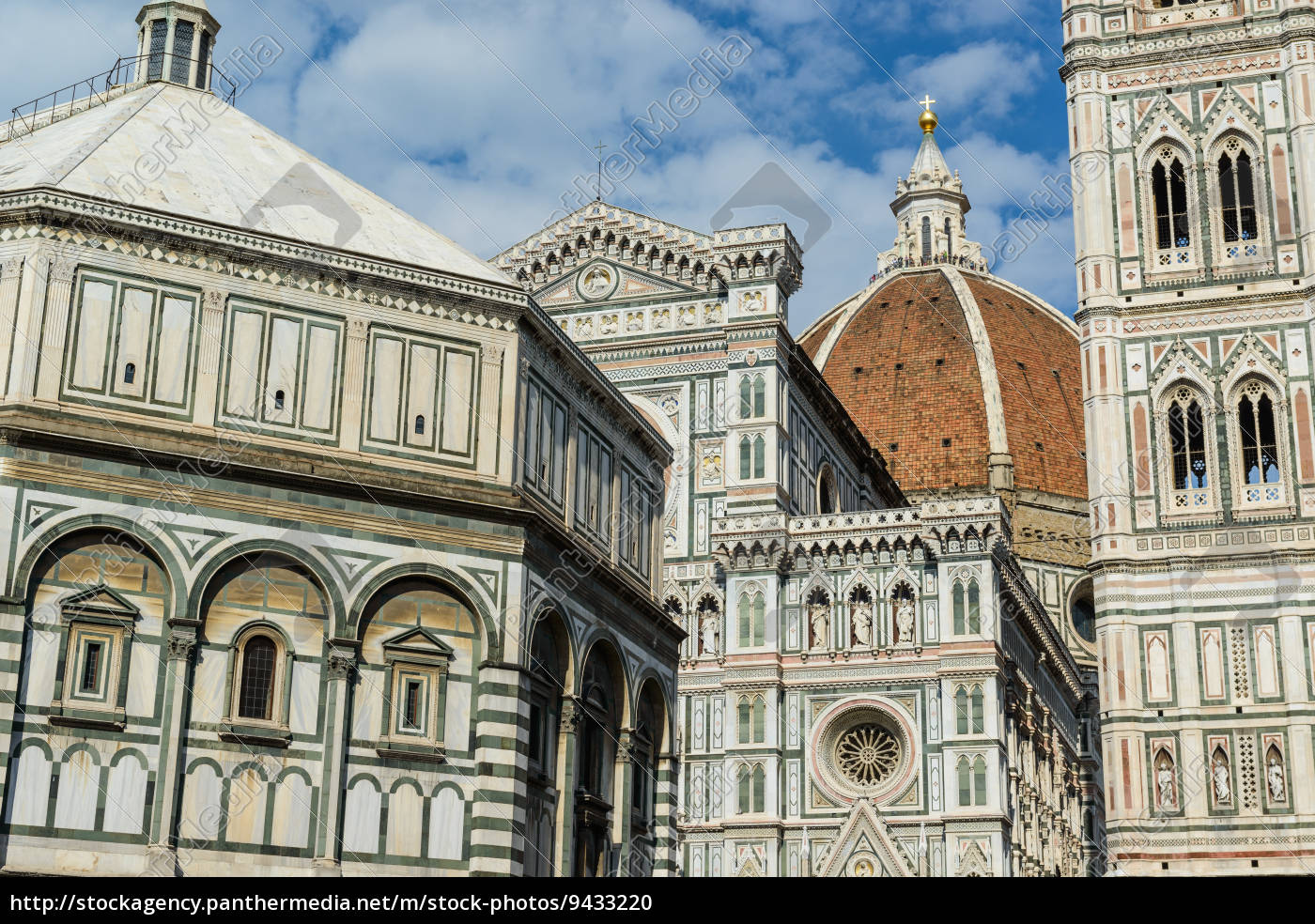bazylika, we, florencji - 9433220
