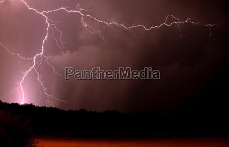 energia elektrycznosc prad unwetter burza burze