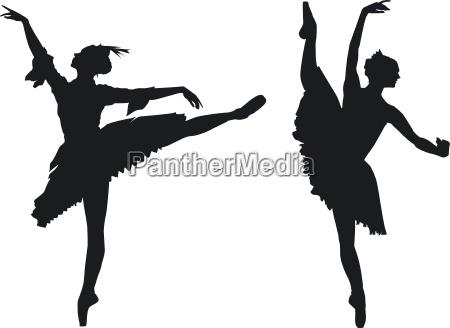 elegancja gracja balet taniec tanczyc